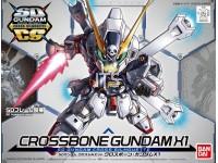 SD CS 02 Crossbone Gundam X1 25763