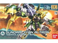 HG 011 Gundam Jiyan Altron Tigerwolf's Mobile Suit 30356