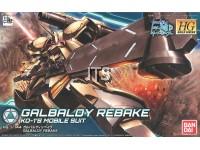 HG 010 Galbaldy Rebake KO-1's Mobile Suit 30347
