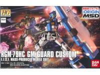 HG 022 RGM-79HC GM Guard Custom E.F.D.F. Mass-Produced Mobile Suit 30355