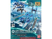 HG Diver Ace Unit Build Divers Support Unit 25746