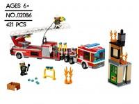 Fire Rescue 02086