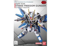 SD ZGMF-X20A Strike Freedom Gundam 04934 57967