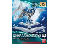 HG Skyhigh Wings Build Divers Support Unit 30454