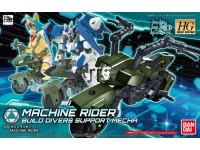 HG Machine Rider Build Divers Support Mecha 30362