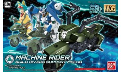HG Machine Rider Build Divers Support Mecha 30362