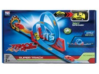 Pull Back Super Track Racer (w/1car) 68801