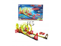 Pull Back Super Track Racer (w/2cars) 68809
