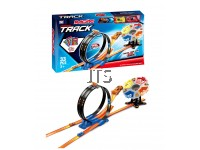 Pull Back Super Track Racer (w/2cars) 68828