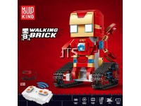Iron Block Man 13038