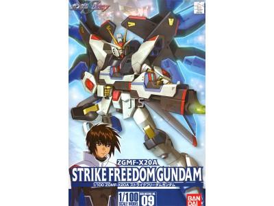 NG 09 Strike Freedom Gundam (1/100) 56815