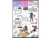 Figure-rise Standard Kamen Rider Build [Rabbit Tank Form] 30359
