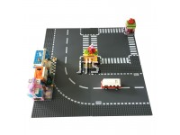 Base Board Road Type (compatible LEGO-sized bricks)