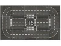 Base Board Road Type (compatible LEGO-sized bricks)