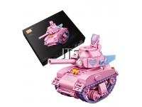 M4 Sherman Pink Tank 1118