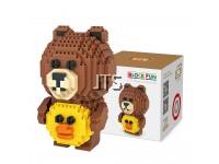 Brown Bear 9739