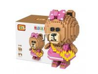 Brown Bear Sister Choco 9760