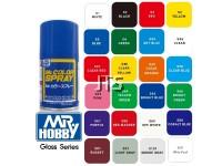 Mr Color Spray Gloss Series