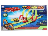 Pull Back Super Track Racer (w/2cars) 68816