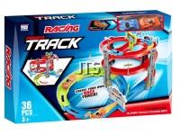 Pull Back Super Track Racer (w/2cars) 68832
