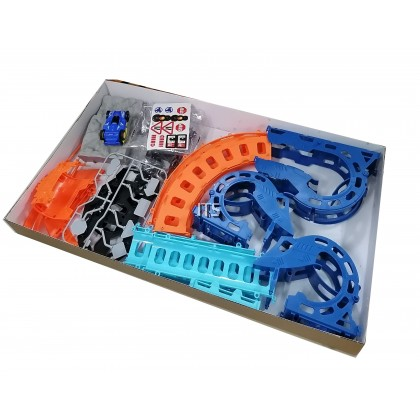 Tumbling Super Track Racer (w/ 1car) 89903