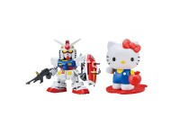 SD Hello Kitty / RX-78-2 Gundam 58924