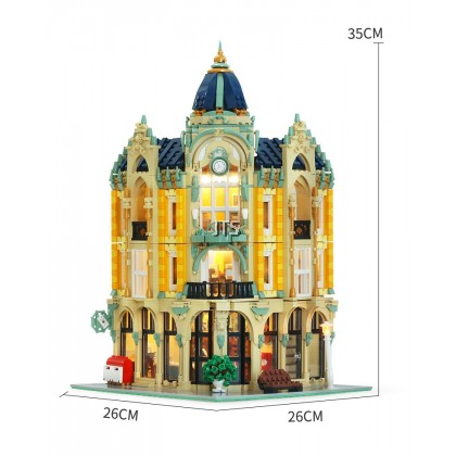 Corner Post Office 16010