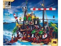 Pirate of Barracuda Bay Ship 698998
