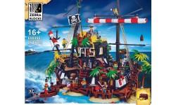 Pirate of Barracuda Bay Ship 698998