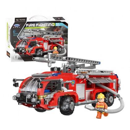 Airport Fire Truck 03028
