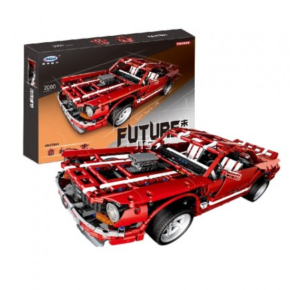 2014 Muscle Car 07001