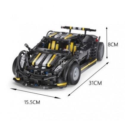 Balisong Small Supercar 07002