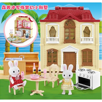 Rabbit Play House 9927