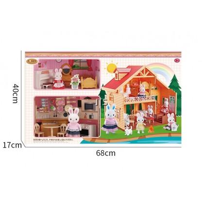 Rabbit Play House 9932