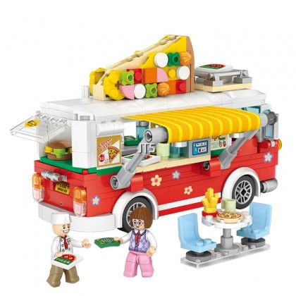 Pizza Truck 1739