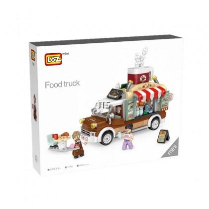 Coffee Truck 1740