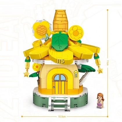 Sunflower House 4104