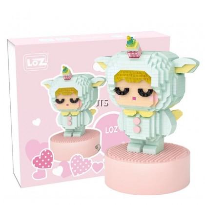 Sleeping Baby Music Box 9855