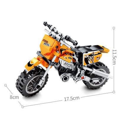 Finger Orange Motorcycle 701106