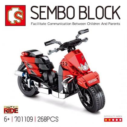 Yamaha Jog Motorcycle 701109