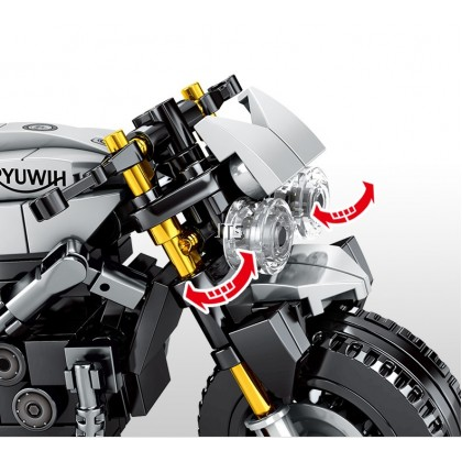 Triumph Frog Motorcycle 701113
