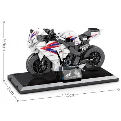Honda CBR 1000 Motorcycle 701114