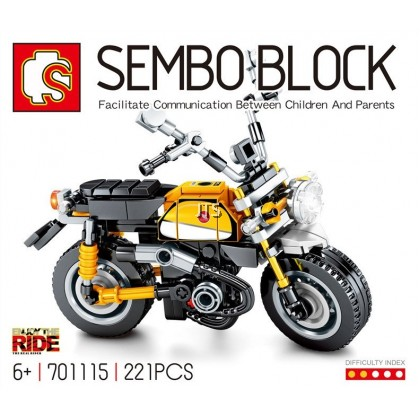 Honda Monkey Motorcycle 701115