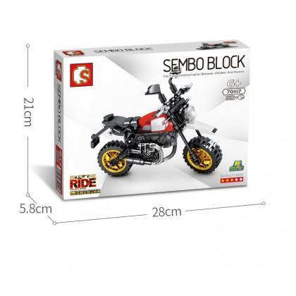 Scrambler Desert Sled Ducaati Motorcycle 701117