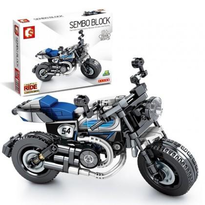 Ducati Scrambler Cafe Racer 701119