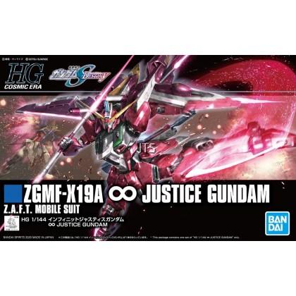 HG 231 Infinite Justice 58930