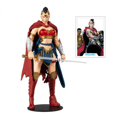 Wonder Woman (Collect to Build Bane 2) 15427