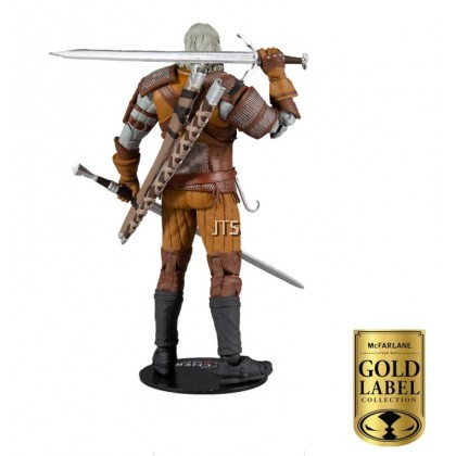 Geralt of Rivia Gold Label Collection 13403