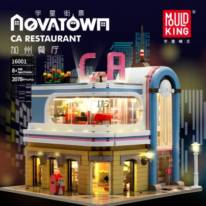 CA Restaurant (LED) 16001