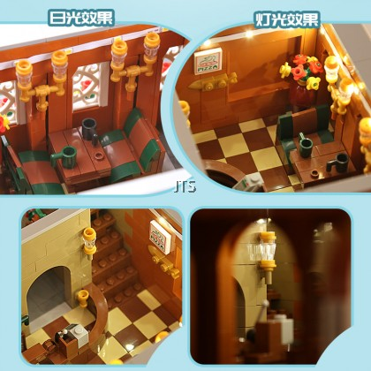 Afternoon Tea Restaurant (LED) 16026